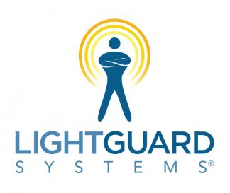 Logo for Lighted Crosswalk Company