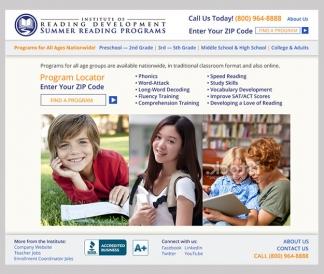 Web Site Design for IRD