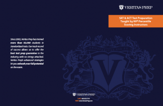 Trifold Brochure for Academic Prep